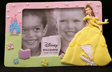 Disney Bullyland/Bilderrahmen Princess gelb /Größe 13X10cm/OVP