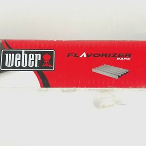 Weber 7536 Flavorizer Bars (Set of 5) New In Open Box!