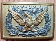 Indian Wars Model 1872 Military Belt Buckle