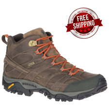 SALE: Men's Moab 2 Prime Soft Toe Hiking Boots ~ very Good & Comfortable