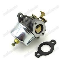 Carburetor For Tecumseh Troy Bilt Tiller Chipper Shredder VAC 47279 47261 65582V
