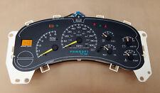 1999-2002 Silverado Sierra Tahoe Instrument Gauge Cluster Speedometer Reman!
