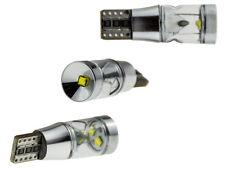 LETRONIX 2x 9 Watt CREE®-XBD-Chip LED W5W T10 Can-Bus Weiß 6000K kein Standlicht