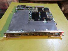 Cisco WS-X6708-10GE 8 Port 10 Gigabit Ethernet Module V04