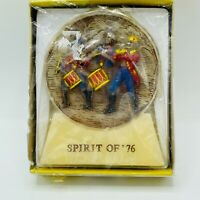 Vintage America's Heritage Spirit of '76 Candle Collection
