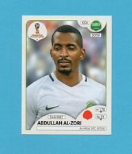 RUSSIA 2018 World Cup-PANINI-Figurina n.56-AL-ZORI-ARABIA SAUDITA-NEW BLACK