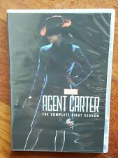 Agent Carter: The Complete First Season 1 (Marvel, 2 DVD's) FREE 1st CLASS SHIP!
