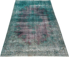 Vintage Teppich Rug Carpet Tapis Tapijt Tappeto Alfombra Orient Perser Overdyed