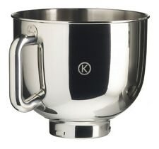 Kenwood kMix Stainless Steel Mixing Bowl - For all kMix Models - Lightweight