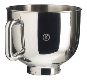 Kenwood kMix Stainless Steel Mixing Bowl - For all kMix Models - Lightweight