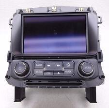 New OEM GMC Yukon/XL Control Panel W/ Screen Radio Stereo Media 23251763