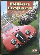 Billion Dollars On The Beach DVD New PAL All Region (0) Exotic Expensive Cars