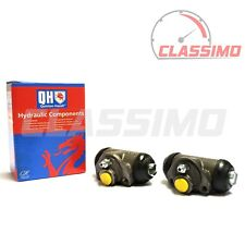 Front Brake Wheel Cylinder Pair for FIAT 126 & 126 BIS 700cc - 1977 to 1992 - QH