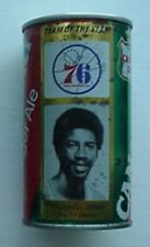 1976-77 PHILADELPHIA 76ERS / CALDWELL JONES CANADA DRY CAN