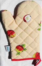 Handschuh Grill Topf Ofen Koch Kracht Äpfel Küche Deko Früchte Obst Garten Apfel