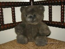 German Vintage Classic Brown Bear 9 inch Super Soft Plush