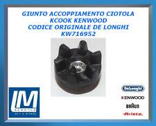 GIUNTO ACCOPPIAMENTO CIOTOLA KCOOK KENWOOD KW716952 DE LONGHI ORIGINALE