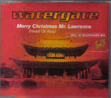 Watergate-Merry Christmas Mr Lawrence cd maxi single