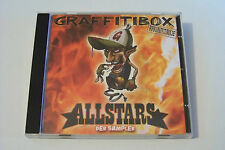 GRAFFITIBOX ALLSTARS - DER SAMPLER CD 2007 (Ebony Prince Gris 41Beatfanatika)