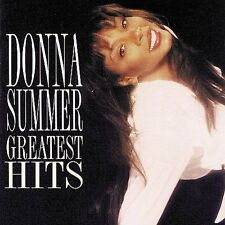 Greatest Hits by Donna Summer (CD, Sep-1998, Chronicles)