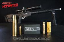 .30-06 Squirrel Bark Disabled Vet Made Predator Coyote Bobcat Cartridge Calls