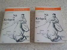 1979.No et Kyogen.Théatre du moyen age.2/2.Japon.