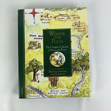 Winnie The Pooh - The complete collection of stories and poems (Hardback, 1995)