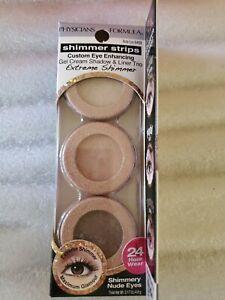 Physicians Formula Shimmer Strips Custom Eye Enhancing Gel Cream Shadow & Liner