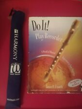 Do It! Play Recorder - Book 1 - Book and CD