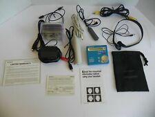 Sony Md Walkman Mz-R70 Digital Recorder Minidisc Recorder with Accessories