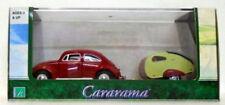 Caravana de automodelismo y aeromodelismo Cararama