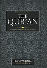 The Quran Project: The English Translation of the Holy Quran  (XL-27.5x21cm -HB)