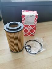 Febi 24661 Oil Filter Jeep Mercedes-Benz Various A6111800009