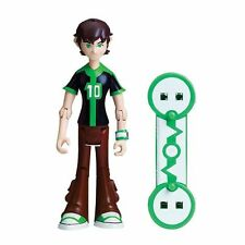"New BANDAI BEN 10 Omniverse Ben 16 YR 4"" Action Figure #32341 w/ Skateboard"