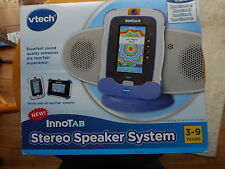 V-Tech Innotab Stereo Speaker System 3-9 Years Works with InnotTAB 3S 3 2 &2S