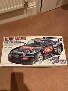 TAMIYA TGX MK-1 Nissan R33 Kure Nismo Gtr  1/8 (TGX TGR TG10) NIB