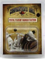 Knuckleduster KDM11108 Pistol Packin' Mamas Faction (Gunfighter's Ball) Female
