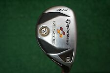 Taylor Made Rescue FCT 19 Degree 3H Hybrid Stiff Flex Graphite 0273220 Used