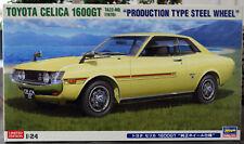 1970 toyota celica 1600 GT ta22-mq Steel Wheel 1:24 hasegawa 20265 Limited 2018