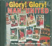 Glory! Glory! Manchester United Man. Cd Eccellente
