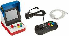 NEOGEO mini Japan Game Console + PAD Controller Black SNK neo geo Japan