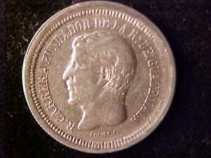 GUATEMALA ONE REAL 1869