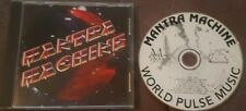 MANTRA MACHINE World Pulse Music CD! RARE! AOR Space Rock Hawkwind Yes Asia