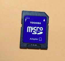 Toshiba 32 GB Class 10 Micro SD MicroSD HC Card w Adapter + WARRANTY + FREE SHIP