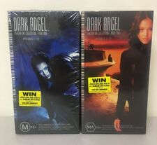 *DARK ANGEL* Rare - Season One Collection Twin VHS Box Sets - all 21 Episodes