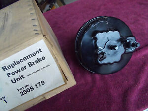 NOS 60 61 62 63 64 65 66 Buick Bendix Vacuum Power Brake Booster 2508179