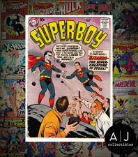 Superboy #68 ( DC ) VG+! HIGH RES SCANS! RARE BOOK! NICE!