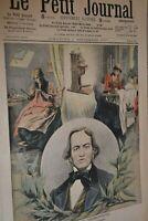 Supplément illustré Le Petit journal N°876 / 1-9-1907 / Barthelemy Thimonnier
