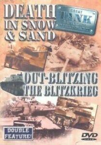 "World War 2 WW2 DVD Documentary "" GREAT TANK BATTLES of WWII "" Double Feature"