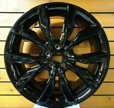 "Factory Original 2017-2019 Ford Escape 19"" Gloss Black Wheel Rim 10112 GJ5Z1007E"